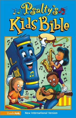 9780310703198: Psalty's Kids Bible Revised