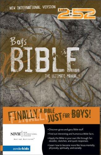 9780310703204: Boys Bible (NIV), The