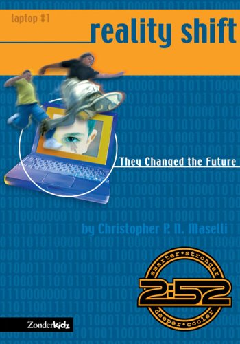 9780310703389: Reality Shift: They Changed the Future