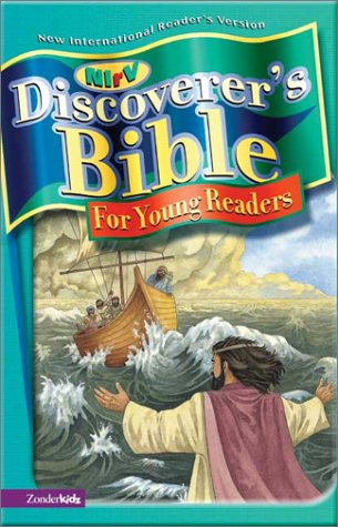 9780310703839: NIrV Discoverer's Bible for Young Readers