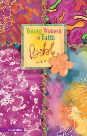 9780310704850: Young Women of Faith Bible (NIV)