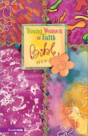 9780310704850: Young Women of Faith Bible (NIV)