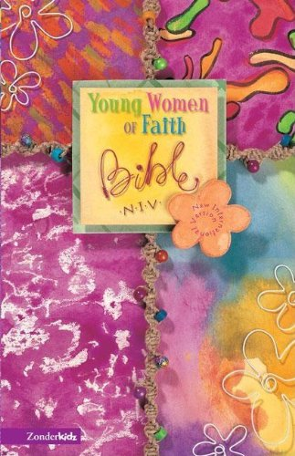 9780310704867: Young Women of Faith Bible (NIV)