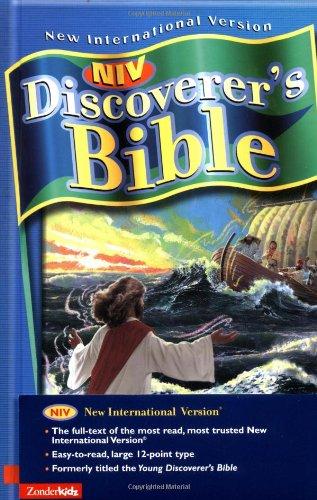 9780310705017: NIV Discoverer's Bible
