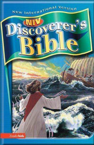 9780310705024: NIV Discoverer's Bible