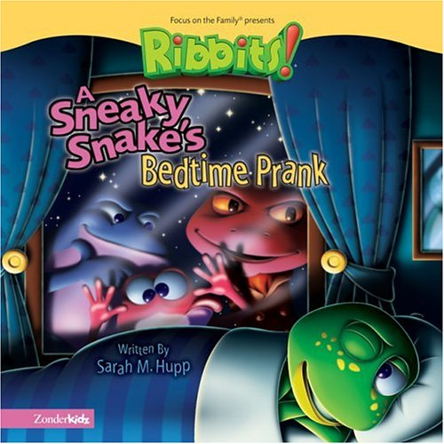 9780310705680: Sneaky Snake's Bedtime Prank, A