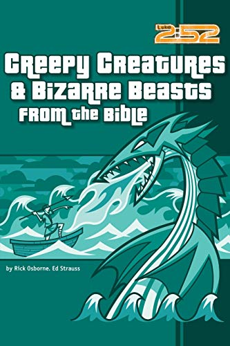 9780310706540: Creepy Creatures and Bizarre Beasts from the Bible (2:52)