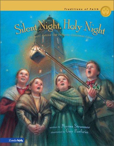 Silent Night, Holy Night: Strasser, Myrna (Author)