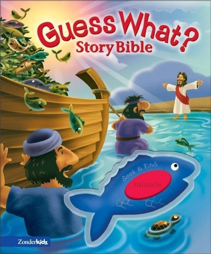 9780310707011: Guess What? Story Bible