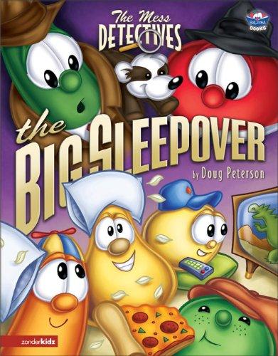 9780310707363: Mess Detectives, The: The Big Sleepover