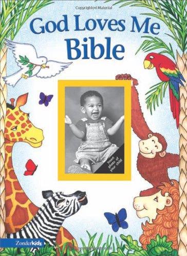9780310707790: God Loves Me Bible, Revised