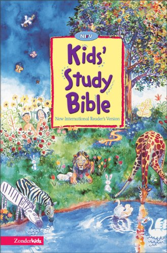 9780310708018: NIrV, Kids Study Bible, Hardcover