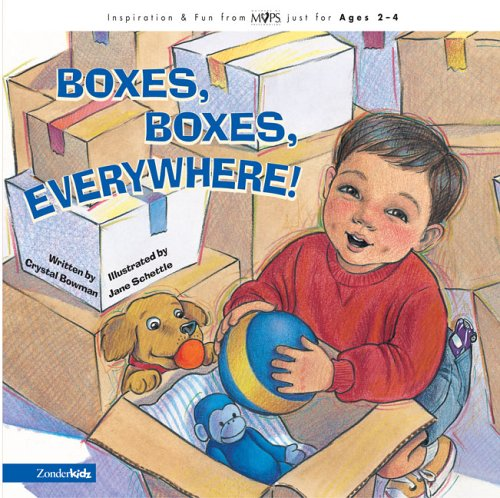 9780310708155: Boxes, Boxes Everywhere