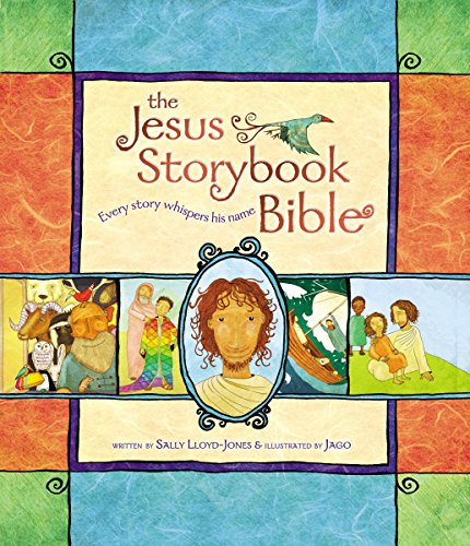 9780310708254: The Jesus Storybook Bible: Every Story Whispers His Name