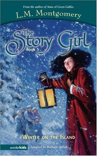 9780310708599: Winter on the Island (Story Girl, The)