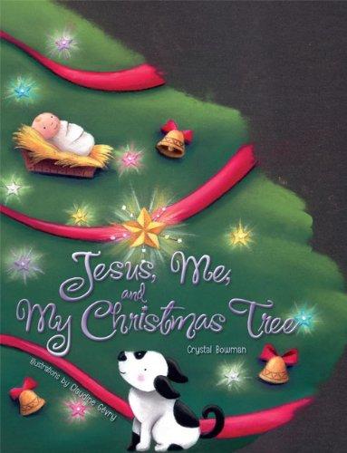 9780310708742: Jesus, Me, and My Christmas Tree
