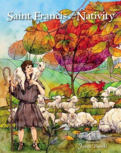 9780310708902: Saint Francis and the Nativity