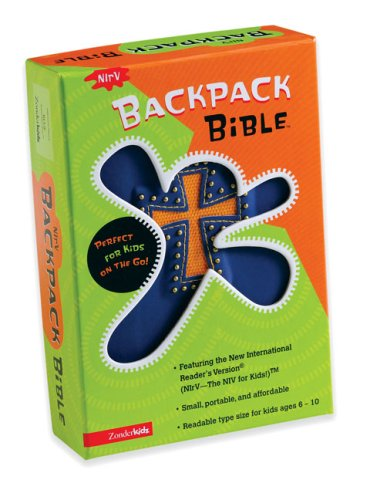 9780310709527: NIrV Backpack Bible