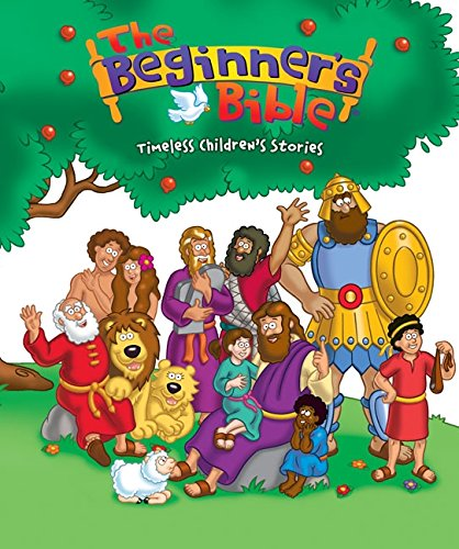 9780310709626: The Beginner's Bible: Timeless Children's Stories