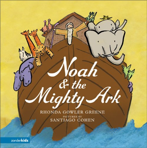 9780310710974: Noah and the Mighty Ark