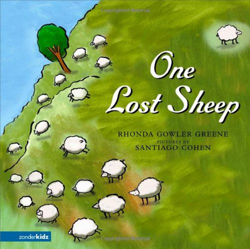 9780310710981: One Lost Sheep