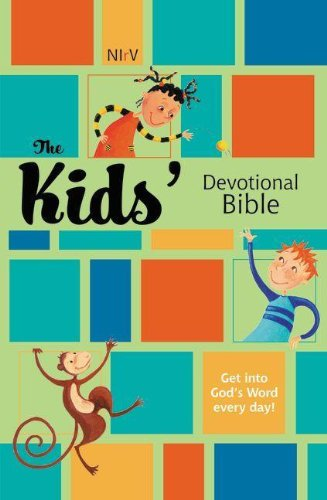 NIrV, The Kids Devotional Bible, Hardcover