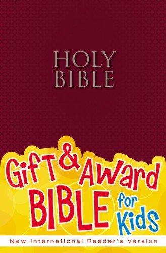 9780310712992: NIrV Gift and Award Bible