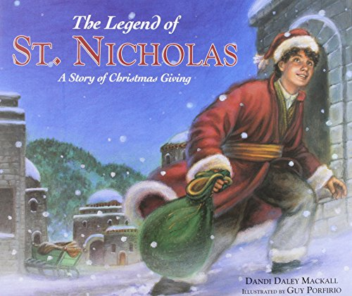 9780310713272: The Legend of St. Nicholas: A Story of Christmas Giving