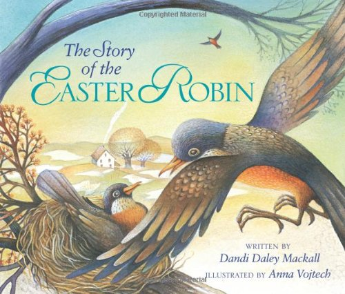 9780310713319: The Story of the Easter Robin