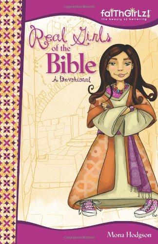 9780310713388: Real Girls of the Bible: A Devotional (Faithgirlz!)