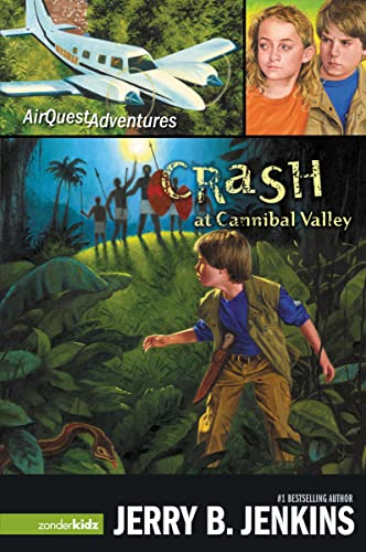 9780310713470: Crash at Cannibal Valley (AirQuest Adventures)