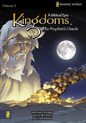 9780310713555: The Prophet's Oracle: A Biblical Epic: Prophet's Oracle v. 3 (Z Graphic Novels)