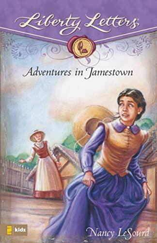 Adventures in Jamestown: Nancy LeSourd