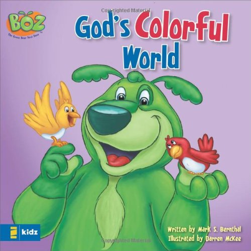9780310713944: God's Colorful World (BOZ Series)