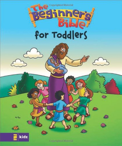 9780310714088: Beginners Bible for Toddlers