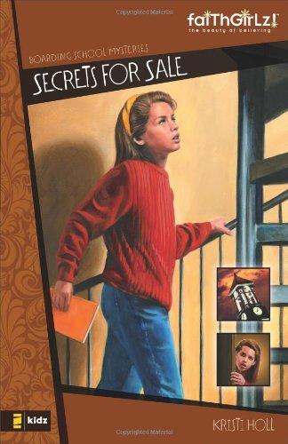 9780310714309: Secrets for Sale (Faithgirlz! / Boarding School Mysteries)