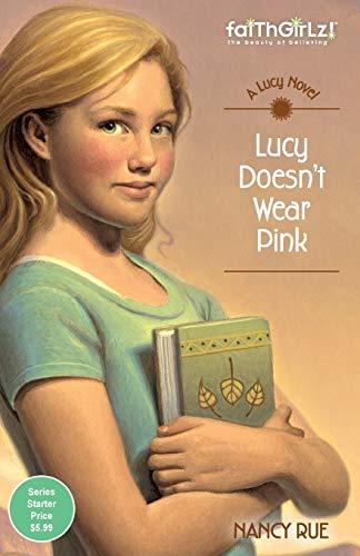 9780310714507: Lucy Doesn't Wear Pink (Faithgirlz / A Lucy Novel)