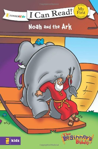 9780310714583: The Beginner's Bible Noah and the Ark (I Can Read! / The Beginner's Bible)