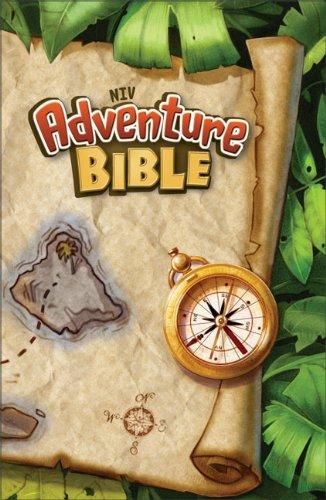 9780310715443: Adventure Bible, NIV