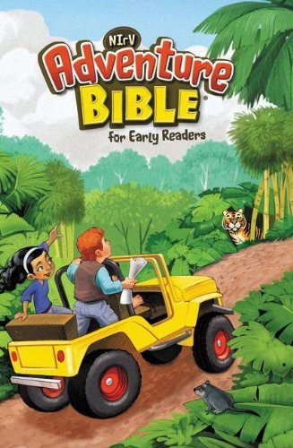 9780310715474: NIrV, Adventure Bible for Early Readers, Hardcover