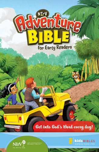 9780310715481: Adventure Bible for Early Readers, NIrV