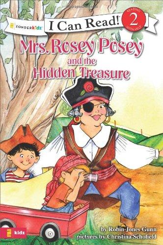 Mrs. Rosey Posey and the Hidden Treasure (I Can Read!): Gunn, Robin Jones