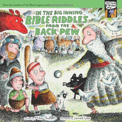 9780310715979: In the Big Inning... Bible Riddles from the Back Pew (Tales from the Back Pew)