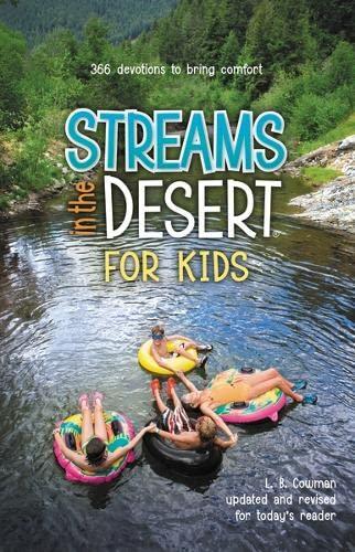 Streams in the Desert for Kids: Mrs. Charles E.
