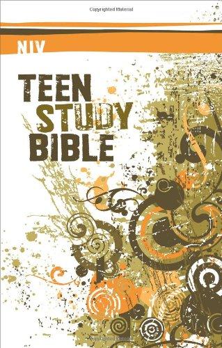 9780310716426: NIV Teen Study Bible