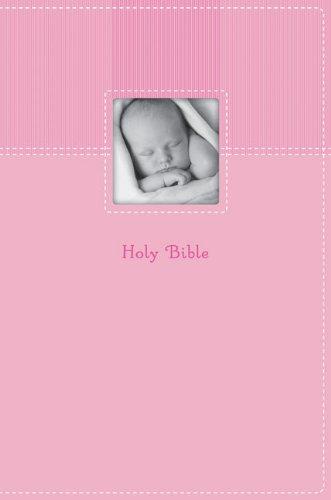 9780310716495: Baby Keepsake Bible, NIV