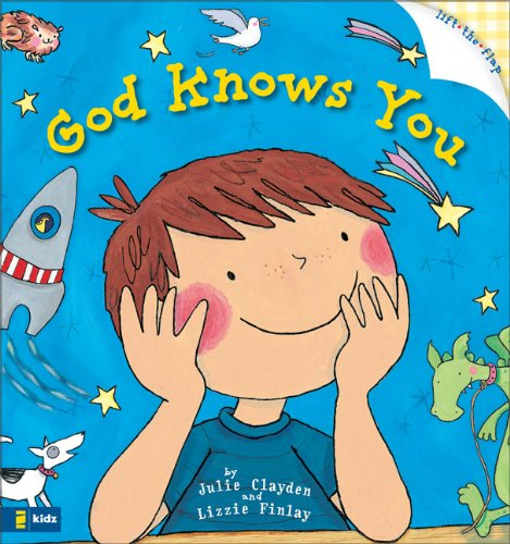 God Knows You: Julie Clayden