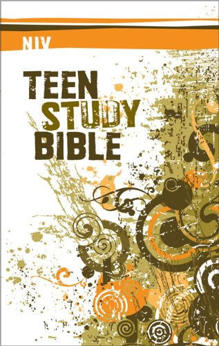 9780310716808: Teen Study Bible