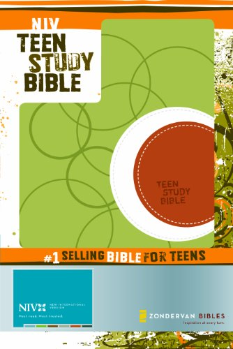 9780310716815: NIV Teen Study Bible