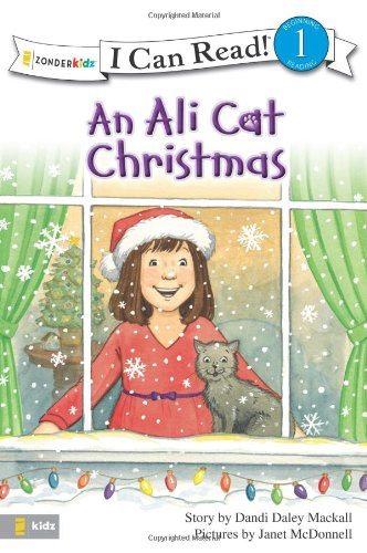 9780310717034: An Ali Cat Christmas (I Can Read! / Ali Cat Series)